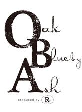 株式会社ねづや Oak blue x ash